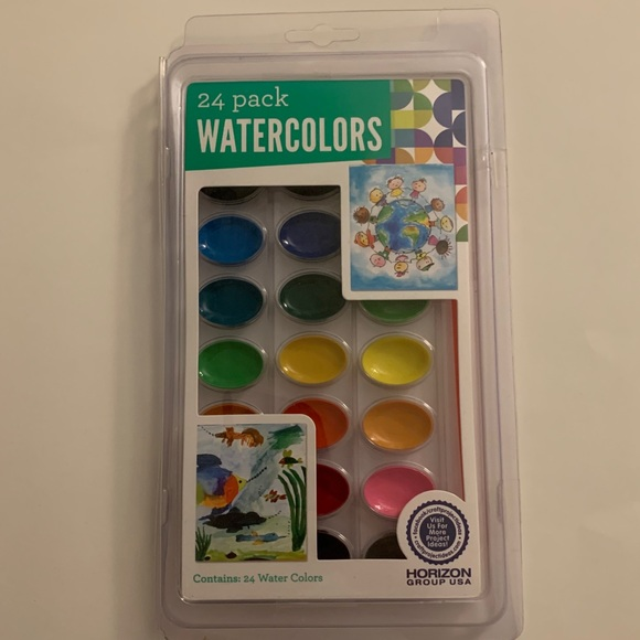 Other - watercolor paints!🎨